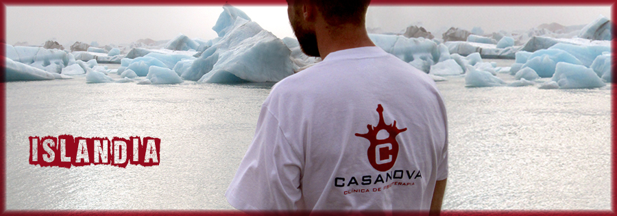 Fisioterapia Casanova en Islandia