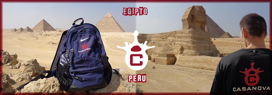 Fisioterapia Casanova en Egipto